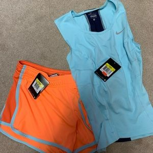 Nike workout outfit